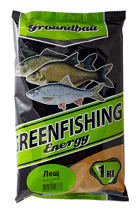 GreenFishing Energy  Лещ