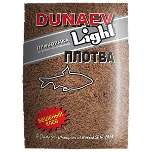 "Прикорм ""Dunaev Light"" 0.75кг плотва"