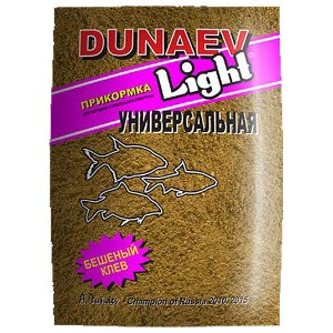 "Прикорм ""Dunaev Light"" 0.75кг универсальная"