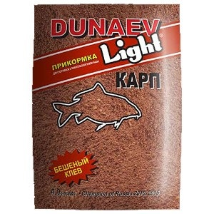 "Прикорм ""Dunaev Light"" 0.75кг карп"